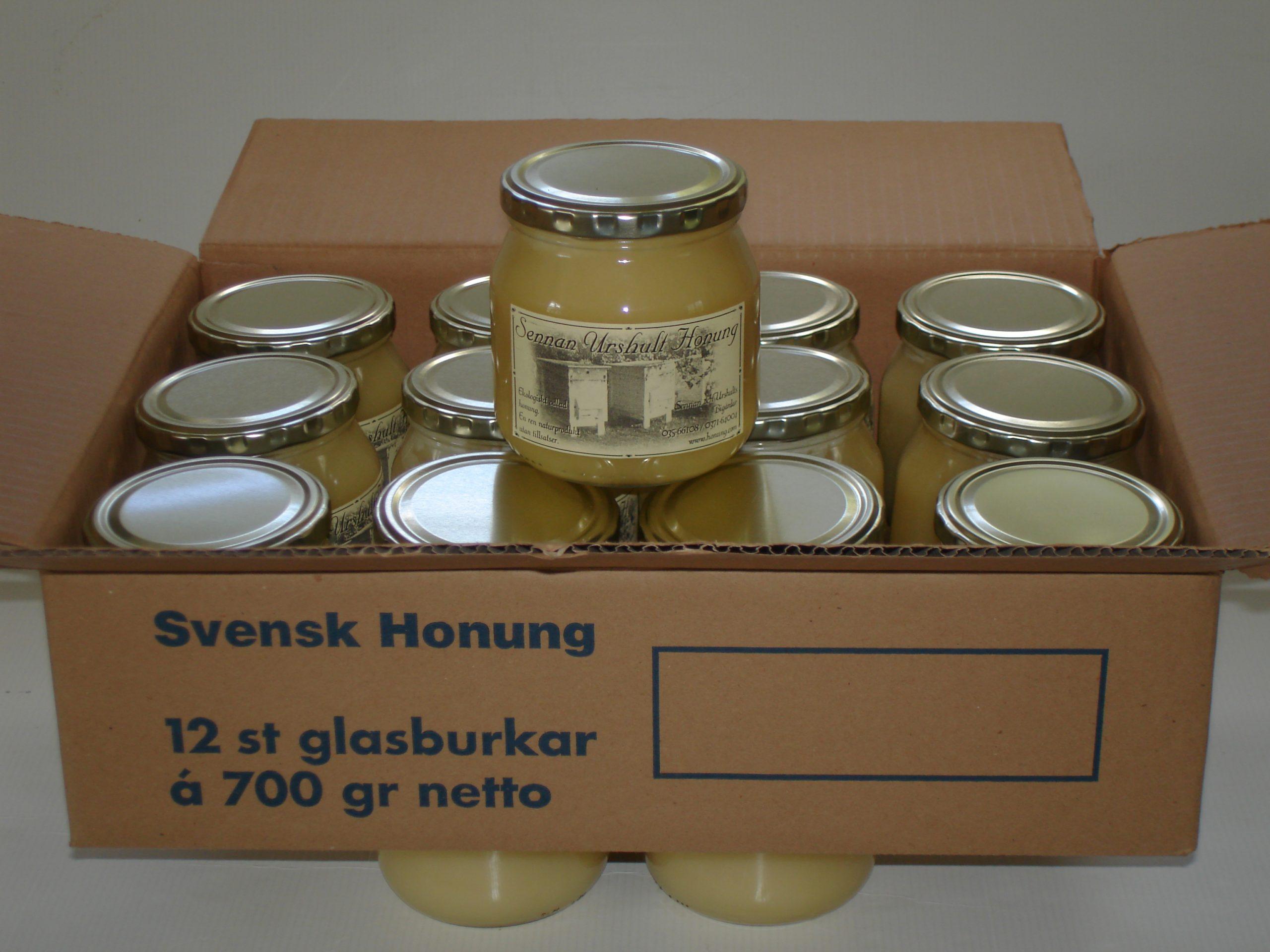 Ekologiskt odlad honung!