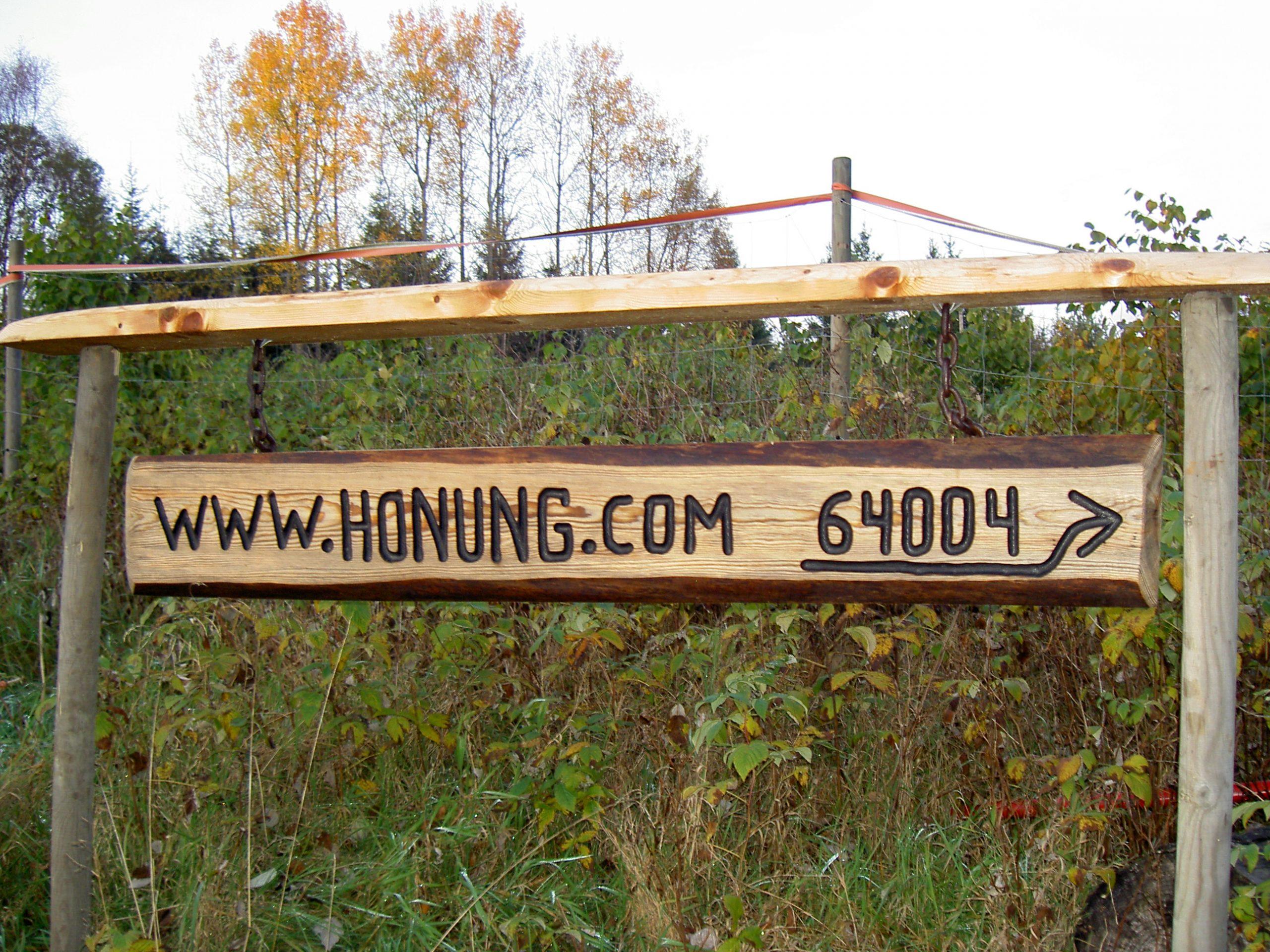 Välkommen till honung.com!